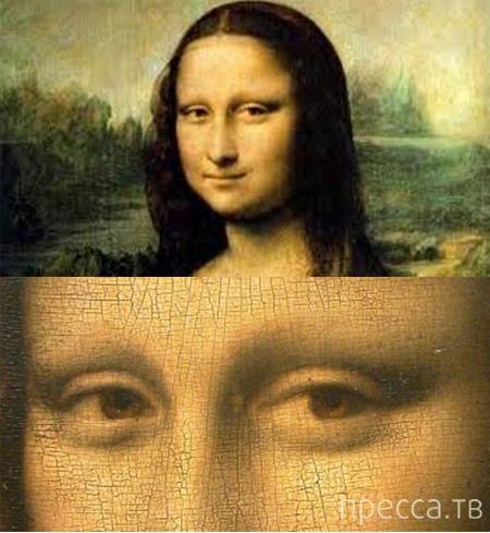 10 знаменитых картин со скрытым кодом (10 фото)