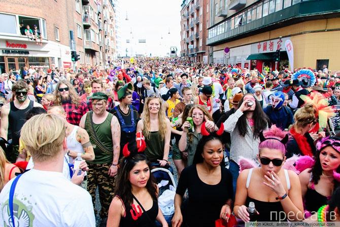 Европейский карнавал (46 фото)