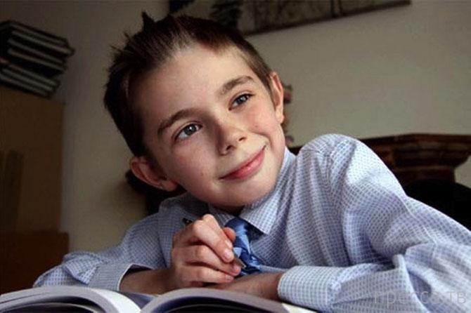 Топ 10: Самые удивительные дети-вундеркинды современности (10 фото)