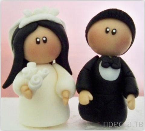 Браки в разных странах...