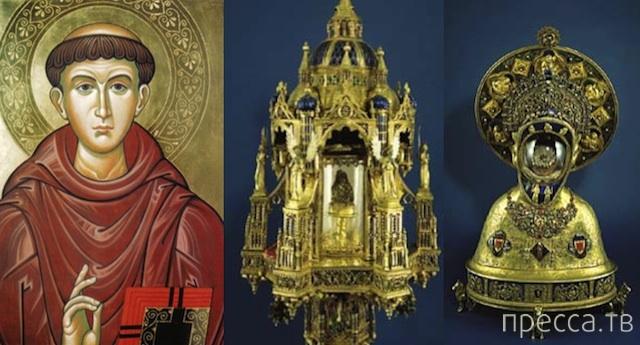 Самые известные религиозные реликвии (16 фото)