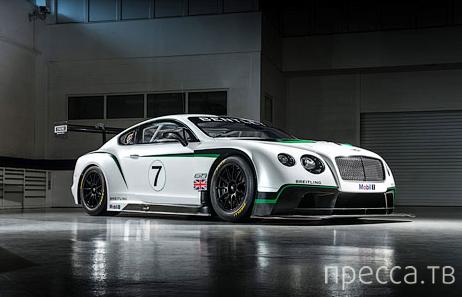 Купе Continental от Bentley (9 фото)