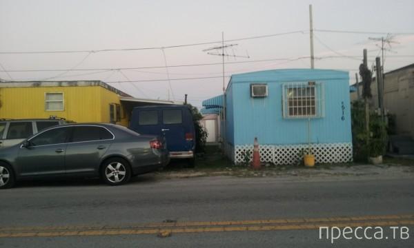 Как живут нищие в США (21 фото)