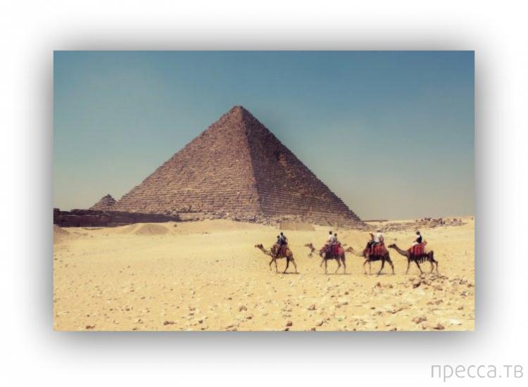 Что не стоит делать в Египте...