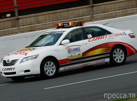 13 неизвестных лиц Toyota Camry (14 фото)