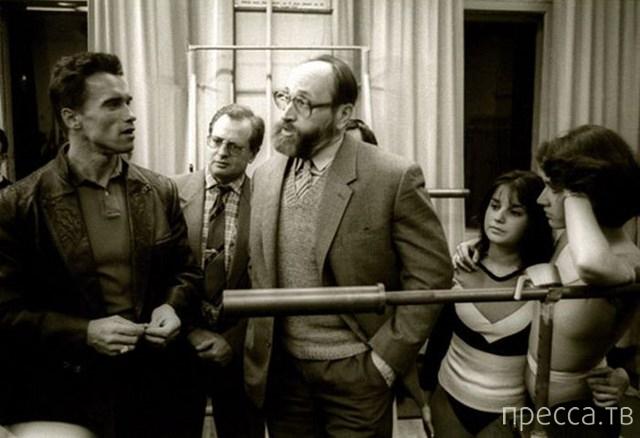 Русские кумиры знаменитого культуриста и актера из США — Арнольда Шварценеггера (7 фото)
