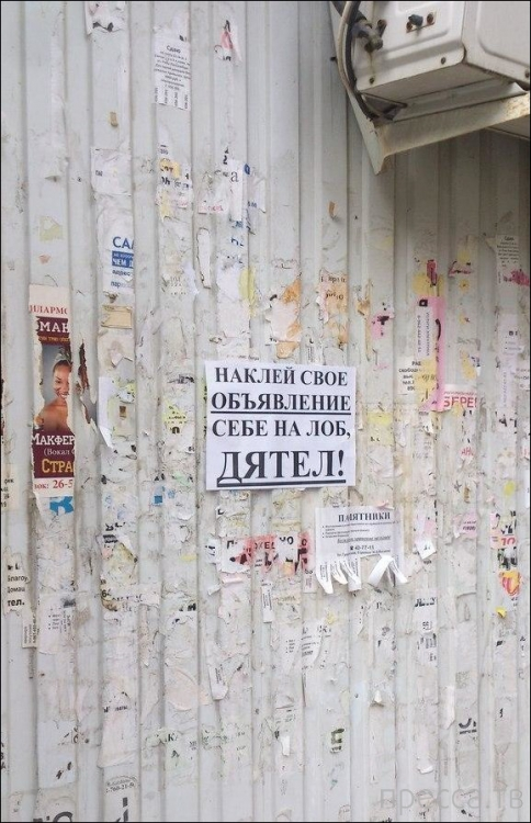 Народные маразмы - реклама и объявления, часть 72 (30 фото)