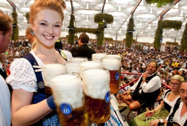 Немного интересных фактов о Германии (8 фото)