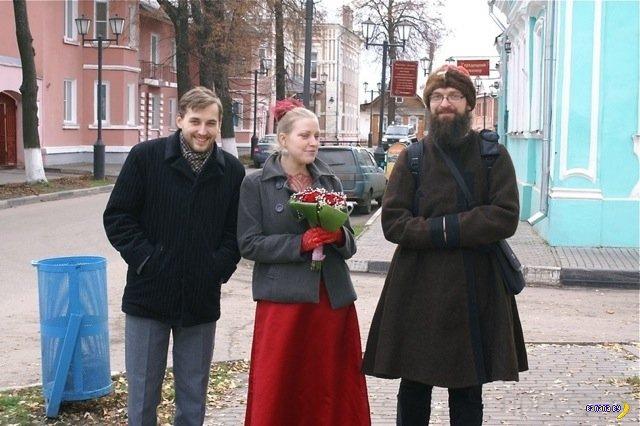 Свадьба богатыря (9 фото)