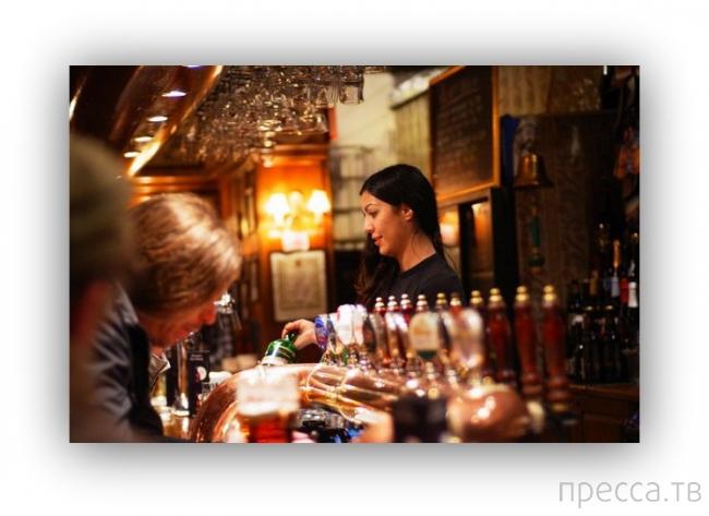 Откровения бармена: Что можно узнать о людях, будучи барменом