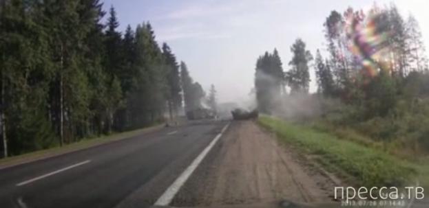 8 человек погибли... Страшное ДТП вблизи деревни Бабиничи, Оршанского района Витебской области, Беларусь. Жесть!!!