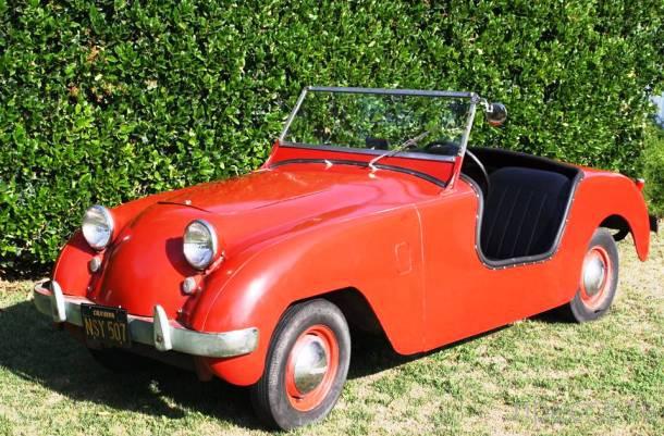 Модели старых машин с необычным дизайном, часть 1 (15 фото)