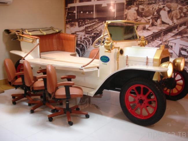 Необычные автомобили (19 фото)