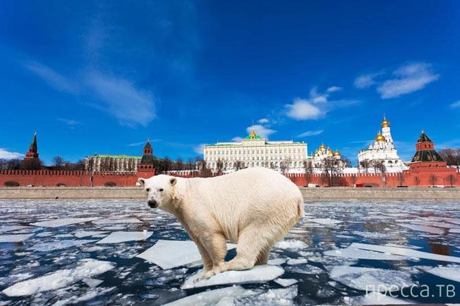 """Как иностранцы """"вычисляют"""" туристов из России..."""