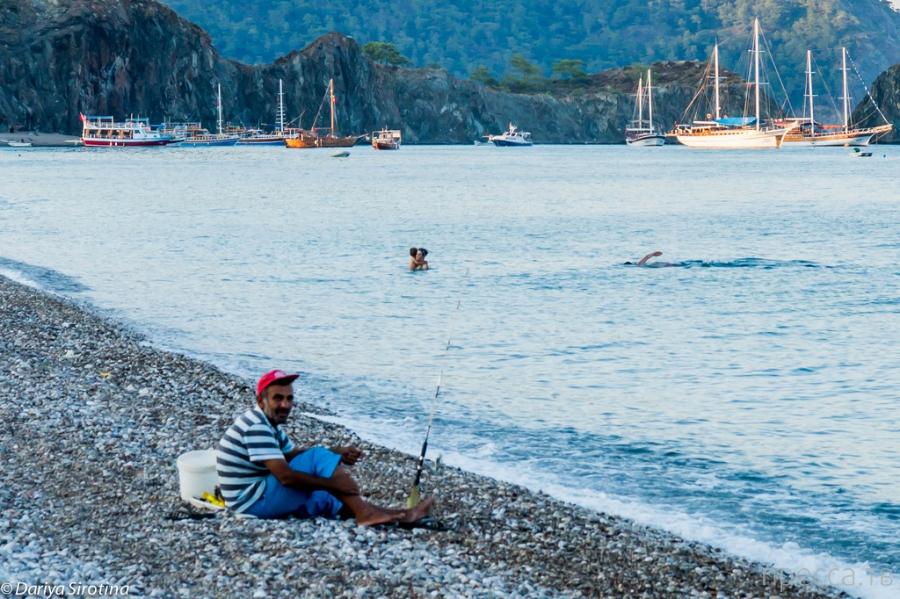 Другая Турция. Чиралы (25 фото)