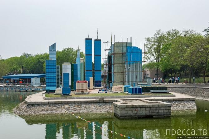 Парк Мира в Пекине, часть 1 (21 фото)