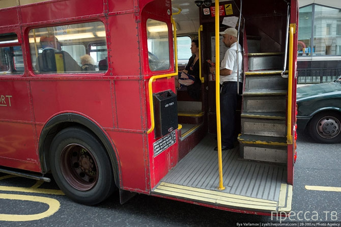Новый автобус для Лондона (12 фото)