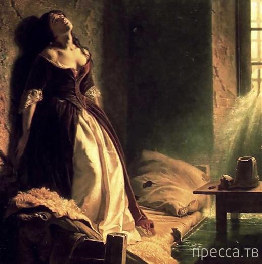 Страницы Российской истории. Легенда о княжне Таракановой (6 фото + видео)