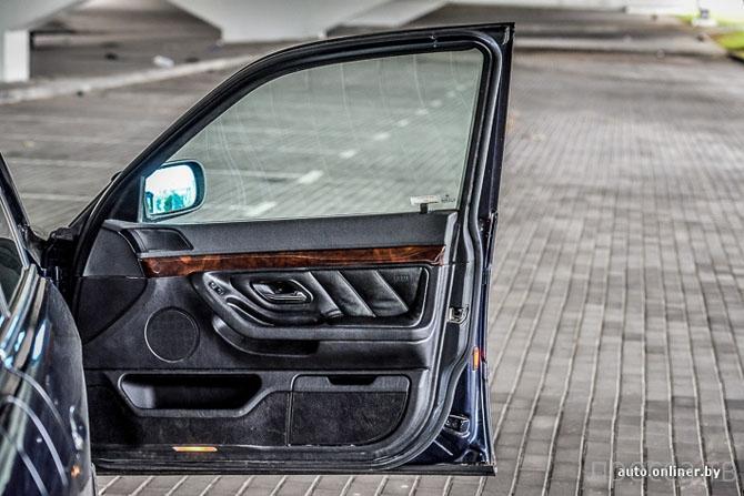 BMW 7-Series Е38 – последняя правильная машина этой серии (27 фото)