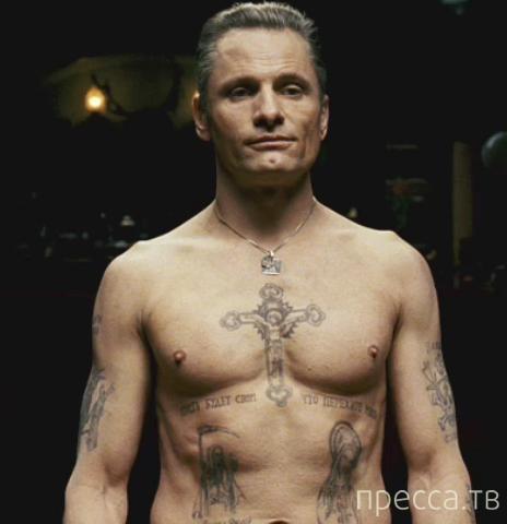 Популярные татуировки среди заключенных мира и их значение (16 фото)
