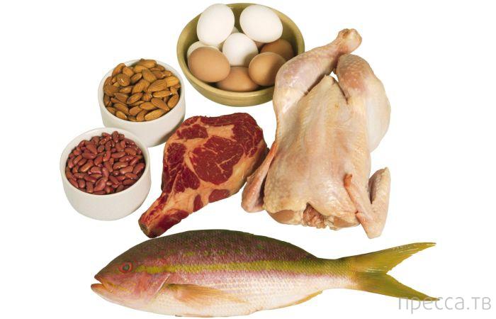 Топ 10: Распространенные мифы о питании (11 фото)