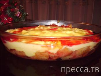 Вкуснятинка: десерты из черствого хлеба (7 фото)