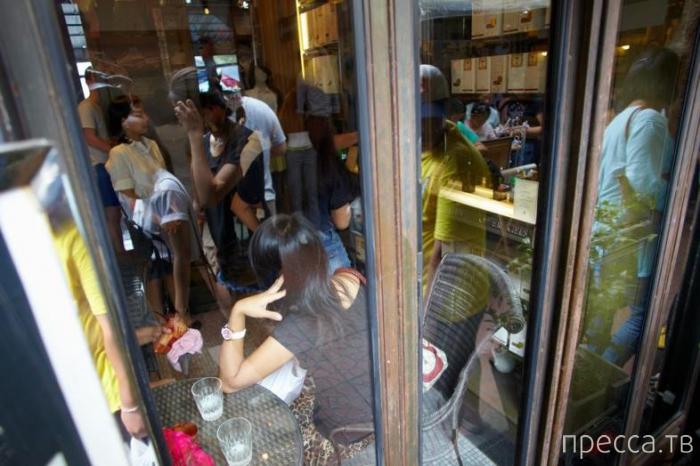 Коротенький фотоотчет о том, какими могут быть совсем обычные рынки. Рынок Чатучак в Бангкоке, Таиланд (7 фото)