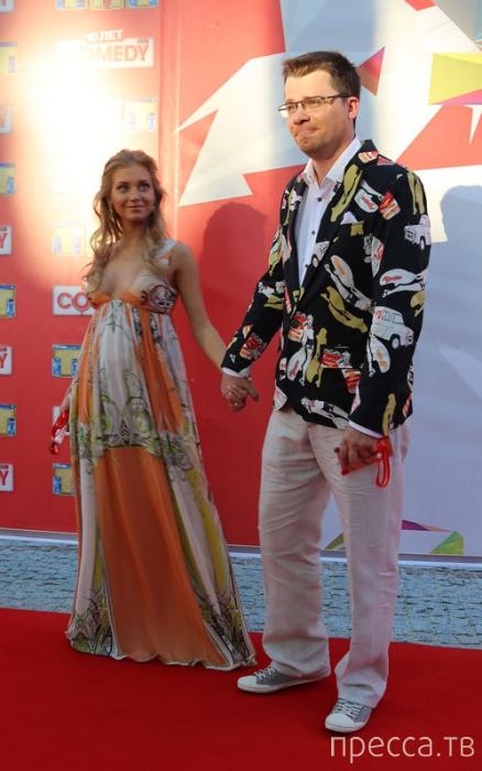 Кристина Асмус и Гарик Харламов признались, что они уже муж и жена! (6 фото)