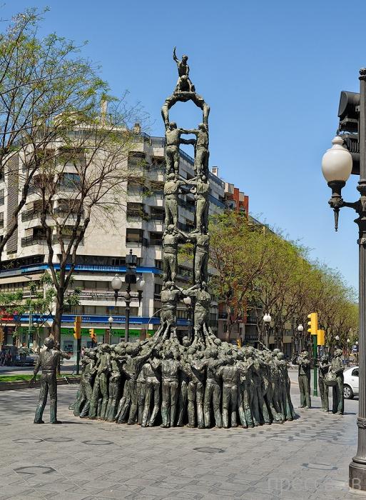 Сказочная Таррагона. Испания (28 фото)