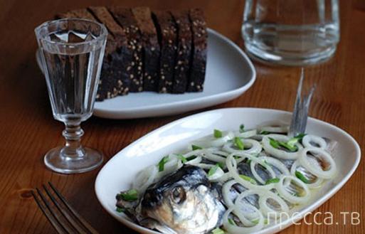 Вкуснятинка: Селедкин день (11 фото)