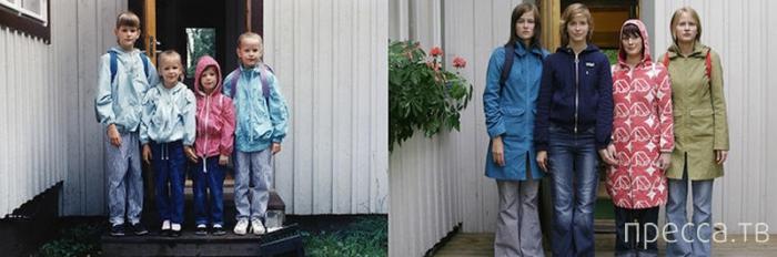 Необычный фотопроект Вилмы Херскейнен (20 фото)