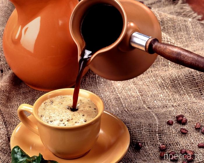 Почему следует отказаться от кофе?