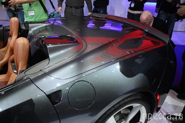 Новинка 2014: Кабриолет  Chevrolet Corvette Stingray (17 фото)