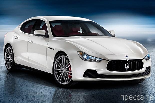 Топ 10: Самые красивые автомобили 2013 года (10 фото)
