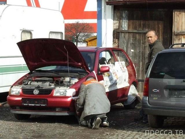 Немного фактов о немецких автомобилях б/у (7 фото)