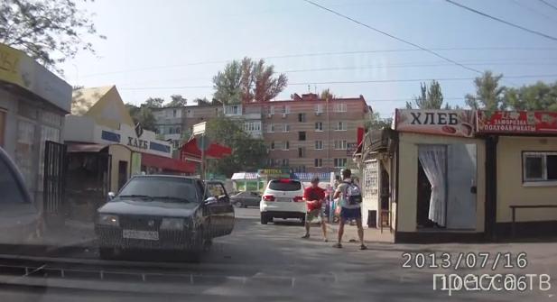 Драка на Днепровском рынке, Ростов-на-Дону...