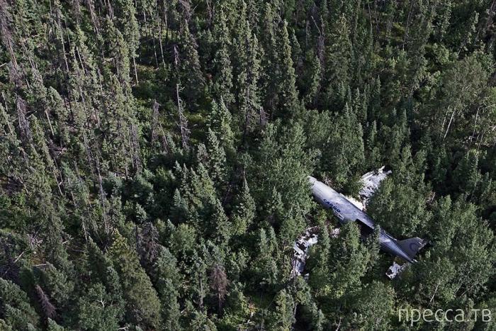 Как пережить авиакатастрофу: правила выживания...