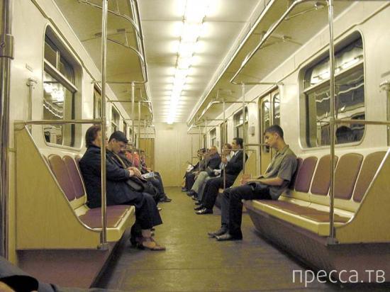 Реальный случай в метро... Жесть!!!