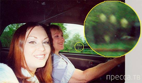 Самые захватывающие фото призраков (14 фото)