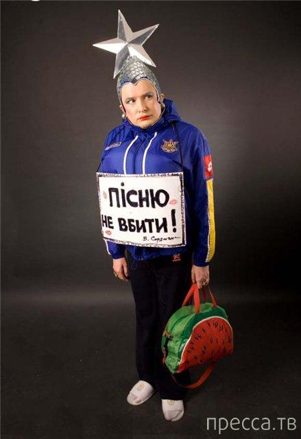Верку Сердючку запретили в России (2 фото + видео)