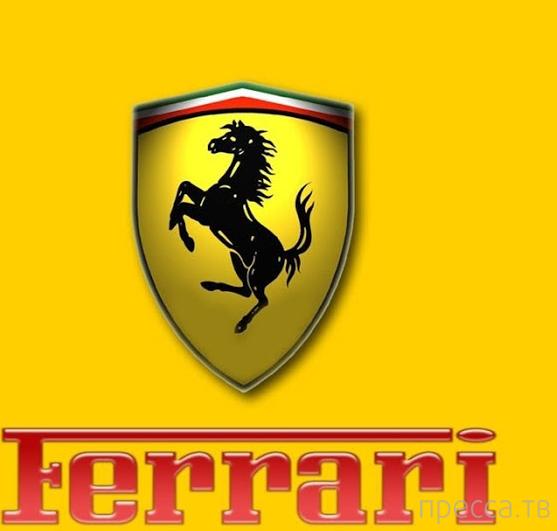 Как возникли автомобильные логотипы (8 фото)