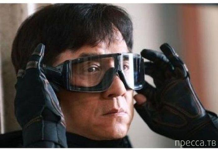 Интересное о замечательном актере Джеки Чане (11 фото)