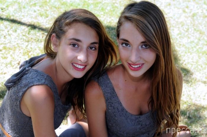 Ежегодный Международный фестиваль близнецов во Франции (13 фото)
