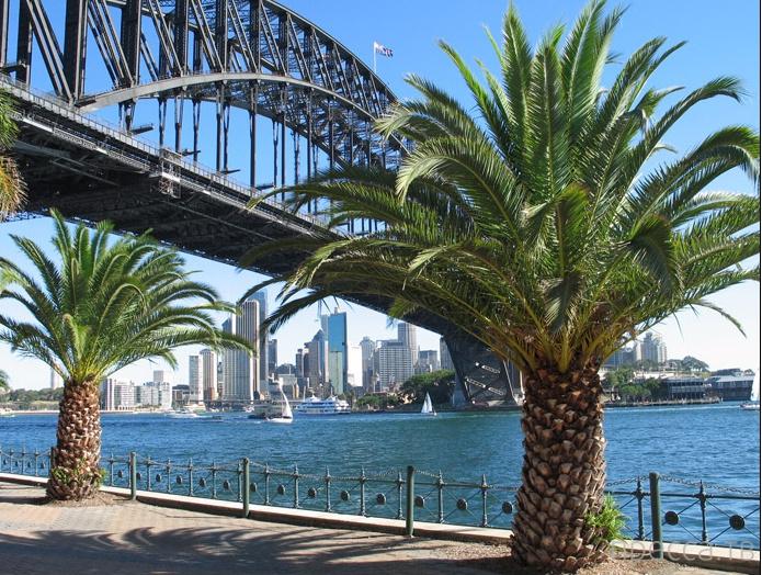 Интересные факты о Австралии...