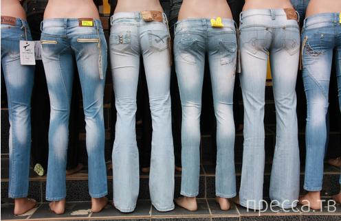 Интересное о джинсах...
