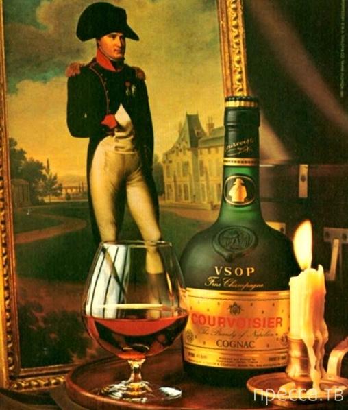 Отношение великих к алкоголю (11 фото)