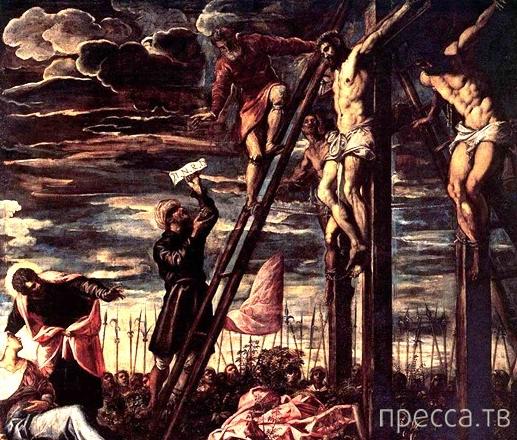 Эксперименты доктора Барбе: как распяли Христа (8 фото)