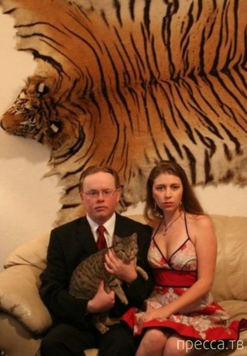 Странные люди из социальных сетей, часть 2 (60 фото)