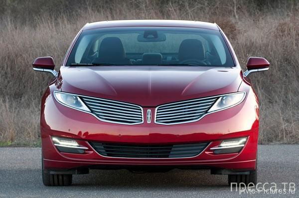 Футуристический американский седан — Lincoln MKZ 2013