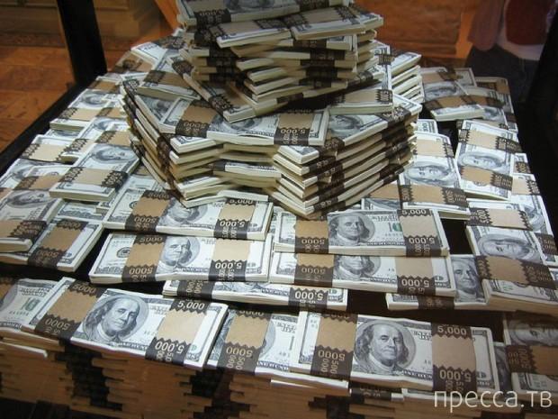 PayPal по ошибке начислил американцу $92 квадриллиона...